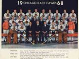 1967–68 Chicago Black Hawks season