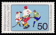 DBP 1975 835 Eishockey-Weltmeisterschaft