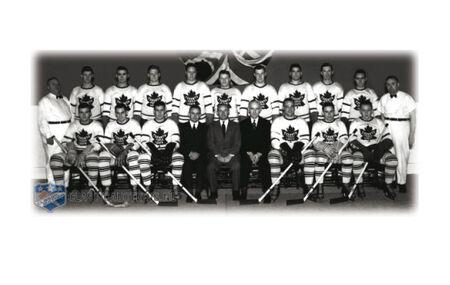 1936-37 Leafs