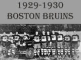 1929–30 Boston Bruins season