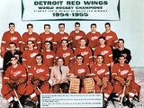 1954–55 Detroit Red Wings season
