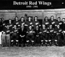 1950–51 Detroit Red Wings season