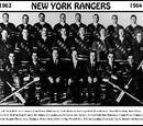 1963–64 New York Rangers season