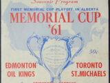 1960-61 Memorial Cup Final