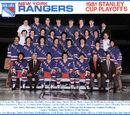 1980–81 New York Rangers season