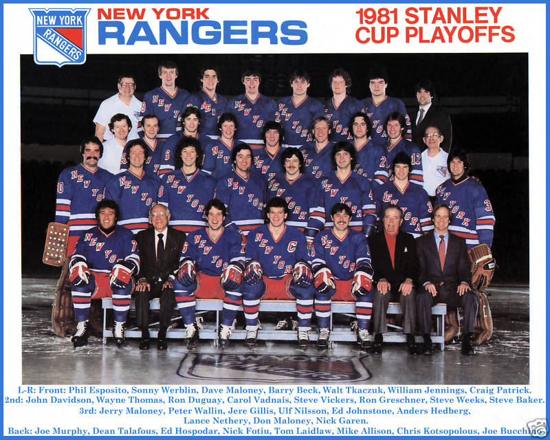 low priced f9176 589ed 1980–81 New York Rangers season | Ice Hockey Wiki | FANDOM ...
