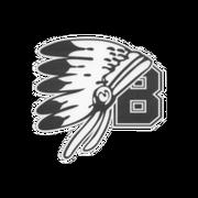 St. Bonaventure Brown Indians logo