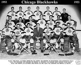 1952–53 Chicago Black Hawks season