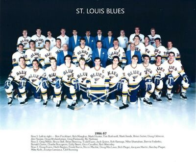 1986-87 Blues