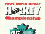 1995 World Junior Ice Hockey Championships