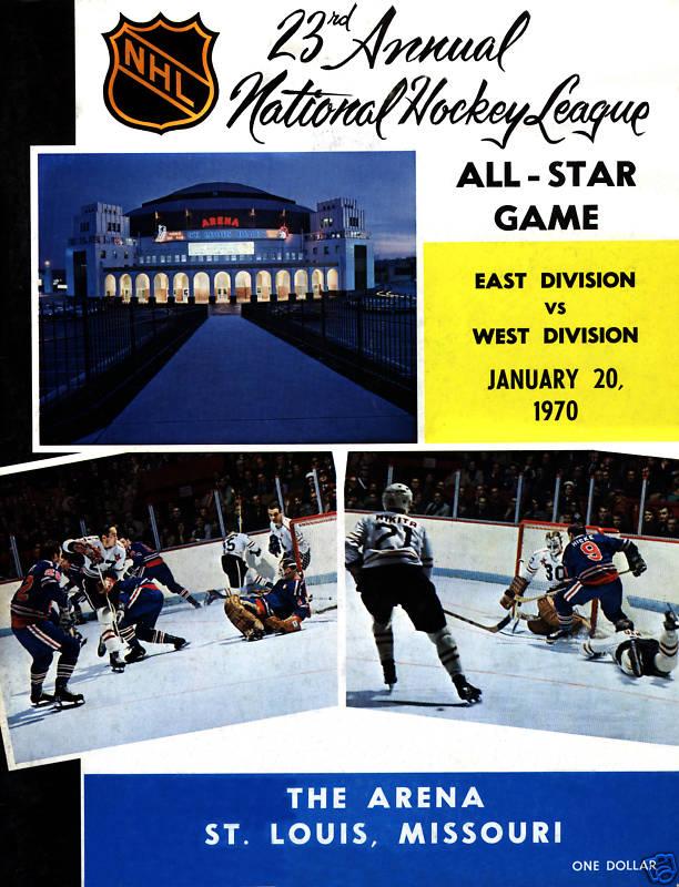 23rd National Hockey League All Star Game Ice Hockey Wiki Fandom
