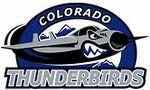 Colorado Thunderbirds logo