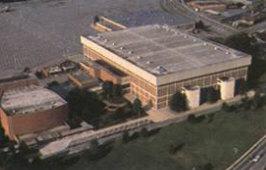 Greensboro Coliseum exterior