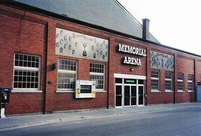 Belleville Memorial Arena