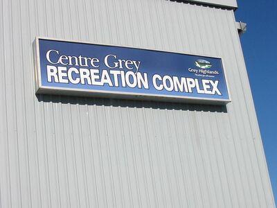 Centre Grey Recreation Complex