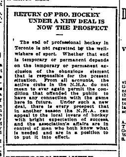 Globe editorial Feb. 13 1917