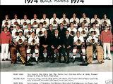 1973–74 Chicago Black Hawks season