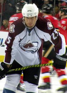 Chris Stewart Avalanche