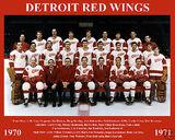 1970–71 Detroit Red Wings season