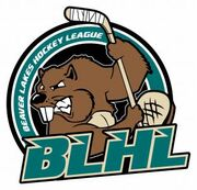 Beaver Lakes Hockey League logo