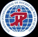 Quebec International Pee-Wee Hockey Tournament logo