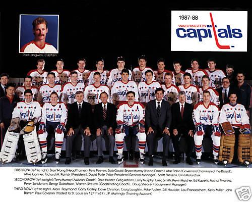 38a61619545 1987–88 Washington Capitals season
