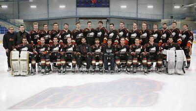 2018 NEAJHL champions Wainwright Bisons