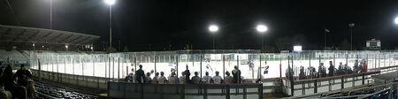 Bowman Field hockey rink 2
