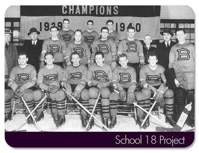 1939-40 Baltimore Orioles EAHL