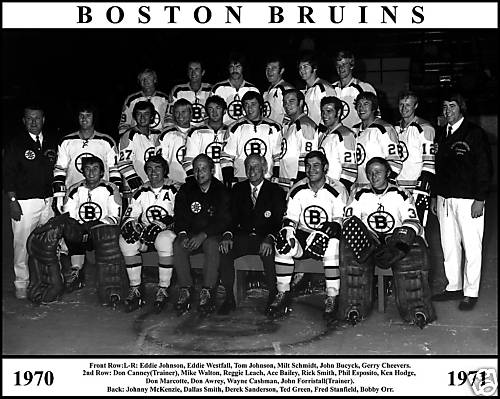 1970–71 Boston Bruins season | Ice Hockey Wiki | FANDOM ...