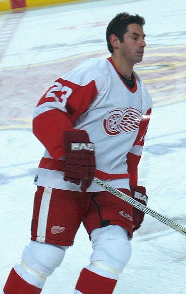 Mathieu Schneider Ice Hockey Wiki Fandom Powered By Wikia