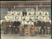 Sarnia Bees 1970-71