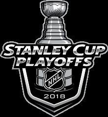 2018 Stanley Cup playoffs logo