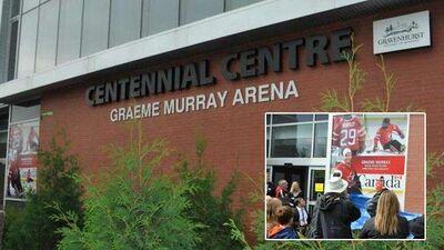 Graeme Murray Arena