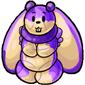 Purple Jakrit Balloon