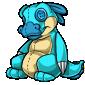 Blue Traptur Plushie