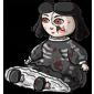 Skeletal Porcelain Doll