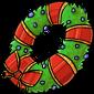 Wreath Necklace