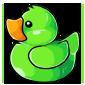 Green Ducky