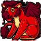 Red Novyn Plushie