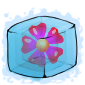 Flower Ice Cube