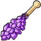 Grape Rock Candy