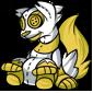 Yellow Xephyr Plushie