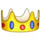 Fake Jeweled Crown Before 2015 revamp