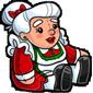 Mrs Clause Plushie