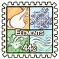 Elements Stamp