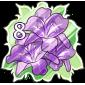 Gladiolus Stamp