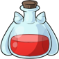 Red Jakrit Morphing Potion