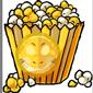 Team Yellow Sharshel Popcorn