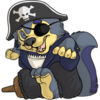 Wulfer Pirate Before 2014 revamp